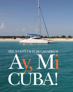 Zeilen in Cuba met GoFunSailing en Nautique