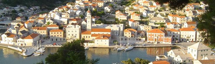 Stadje in Kroatie