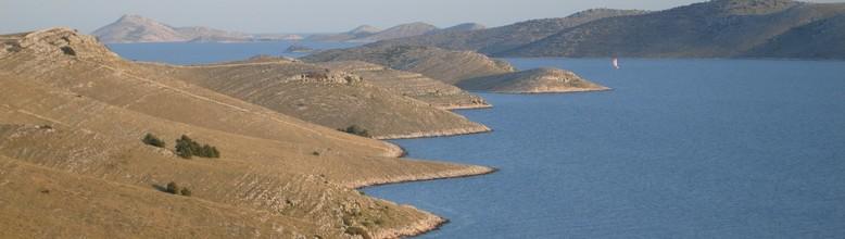 Prachtige natuur in Kroatie
