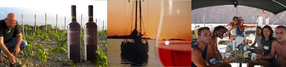 Meezeilen Italie Sail Wine cruise