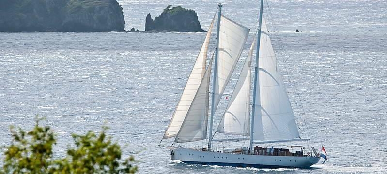 classic sailingyacht 38 mtr