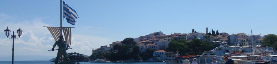 Grieks stadje
