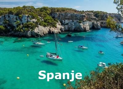 Last minutes Spanje